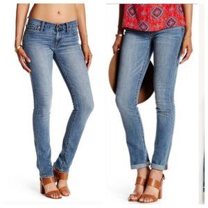 Lucky Brand Brooke Straight Leg Medium Wash Jeans